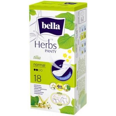 Bella Herbs Tilia vložky 18 ks