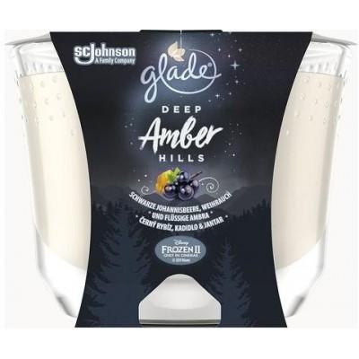 Glade Deep Amber Hills - Černý rybíz 224g