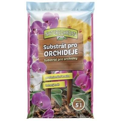 Naturegarden Substrát pro orchideje