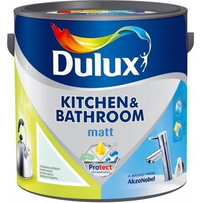 Dulux K&B - KITCHEN & BATHROOM MATT - Indické stepi - 2,5l