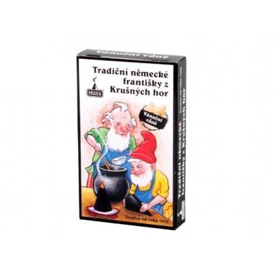 Tradiční německé františky z Krušných hor 24 kusů