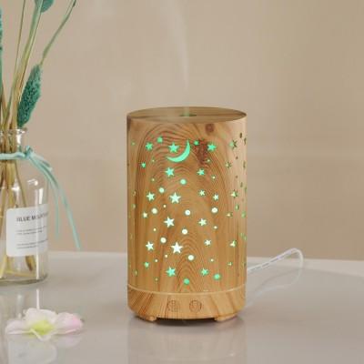 Bamboo Aroma Difuzér AD200 ultrazvukový s hvězdami 100 ml