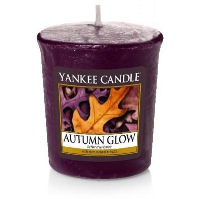 Yankee Candle Votivní svíčka Autumn Glow 49 g